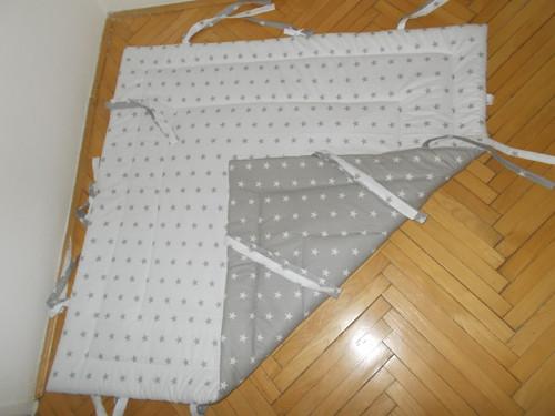 hrací deka o dětské ohrádky
