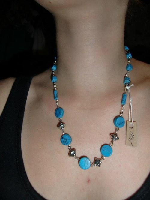 modrý mramor
