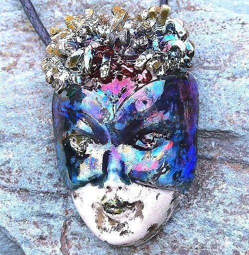 Divotvorná maska RAKU
