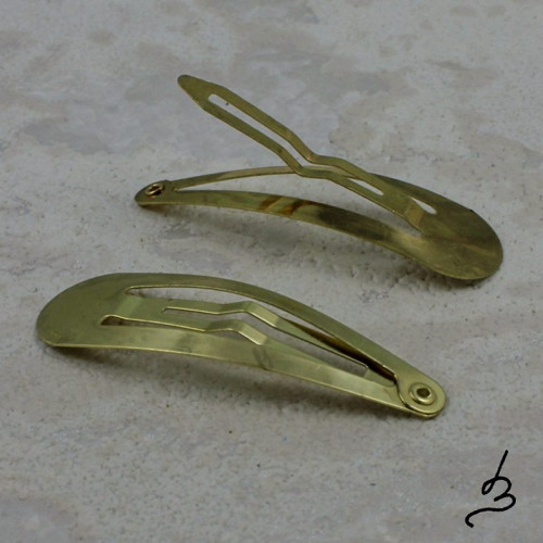 Sponka do vlasů pukačka SZ - 10 ks