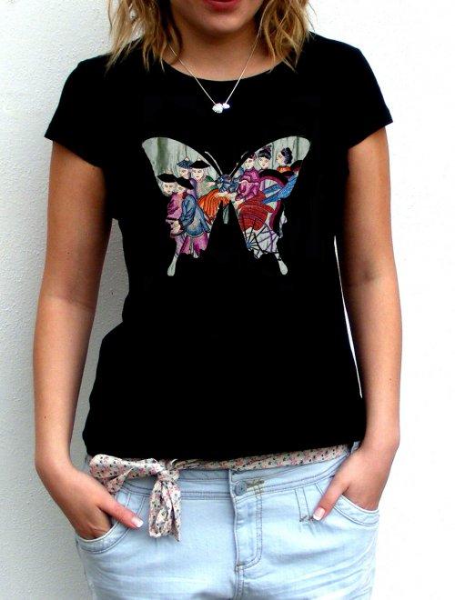 Dámské tričko,,Japan style,,