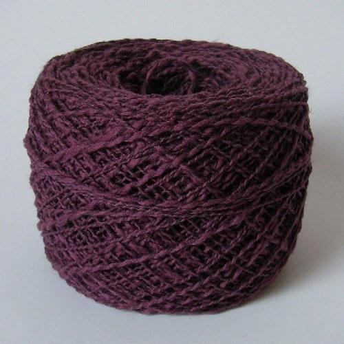 Slávka - 430 tmavá fialová