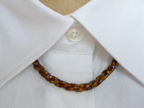 Rokajlový náhrdelník. SLEVA z 200,