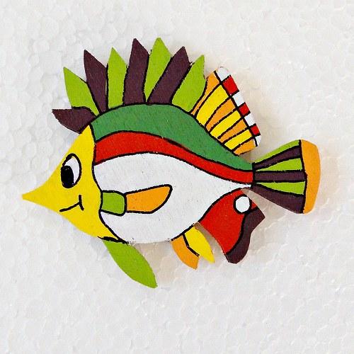 Magnet ryba