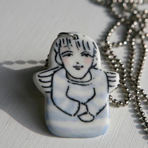 Andělsky tvůj  (porcelán)