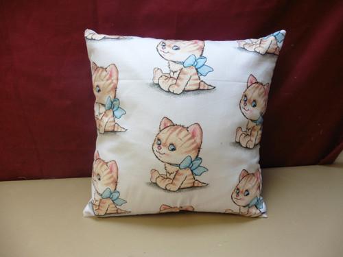 povlak s dětským motivem - kočičky