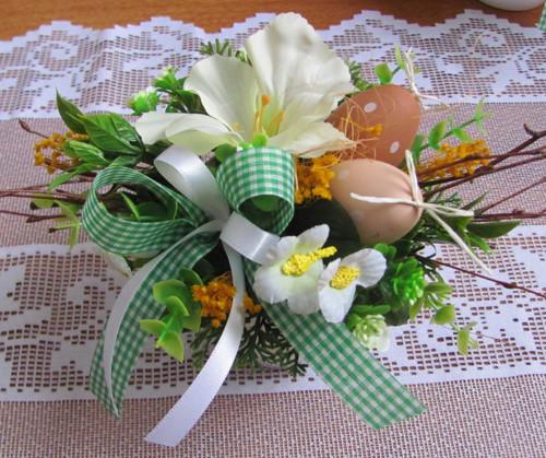 Malá jarní dekorace 3