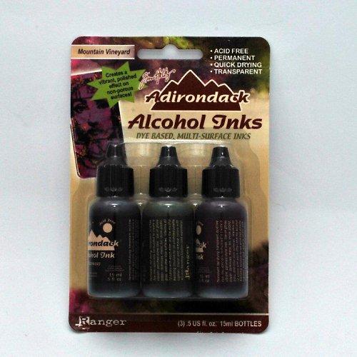 Sada alkoholových inkoustů / Mountain Vineyard