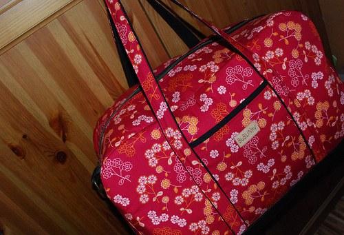cestovní taška GEISHA