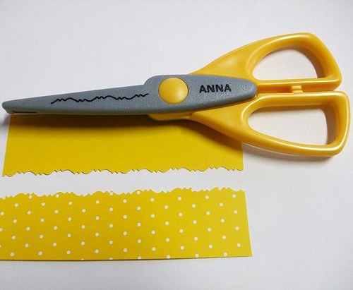 Okrasné nůžky Anna