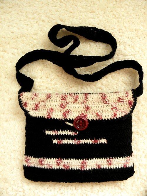 Hačkovaná taška
