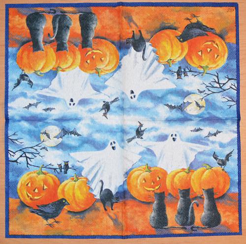 Ubrousek - halloween