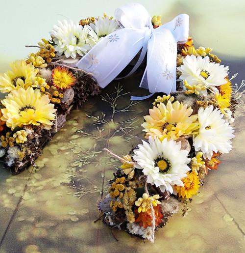 Květinová podkova