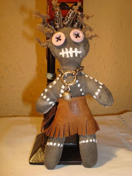 Woodoo z jednoho kmene 4