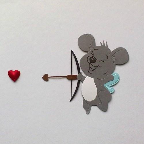 Výsek - Amorek myš