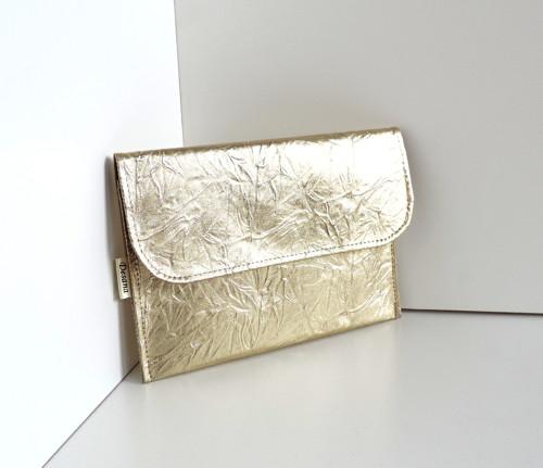 Listová kabelka - Sisi Gold