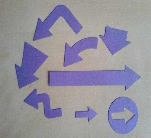 Šipkovaná  - fialová