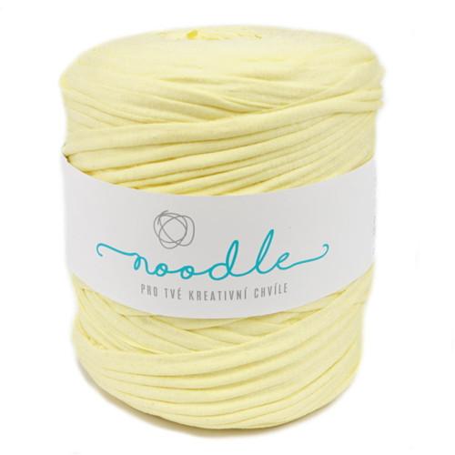 NOODLE 120m - Pastel Yellow