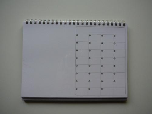Stolní kalendář A5