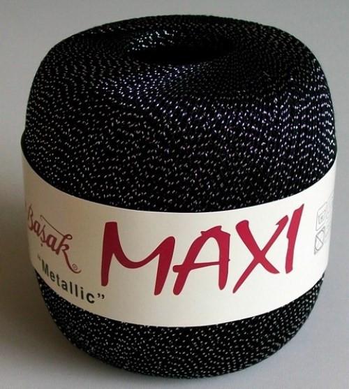 Maxi MT černá + stříbro 1999