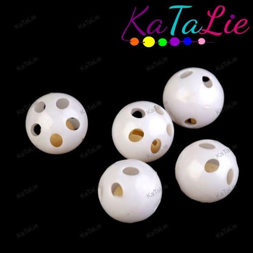 23951-10 Chrastítko na výrobu hraček kulaté, 10ks