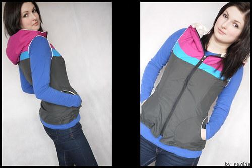 grey-sport vest