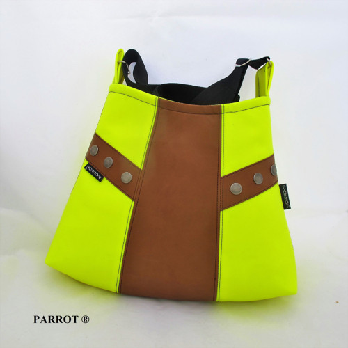 WILD * NEON * LITTLE * BAG * YELLOW * PARROT®