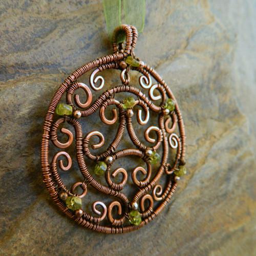 Keltský amulet