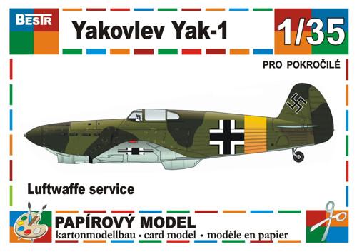 Yakowlev YAK 1
