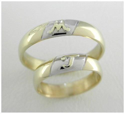 Snubní prsteny S-59