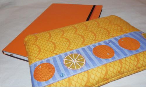 Šťavnaté pomeranče  - pouzdro