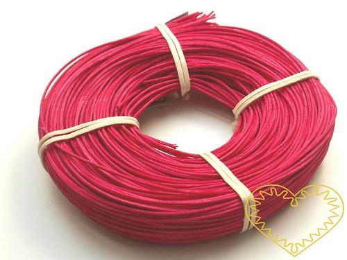 Pedig - červený - ø 1,75 mm - balení 100 g