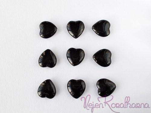 Srdce černé