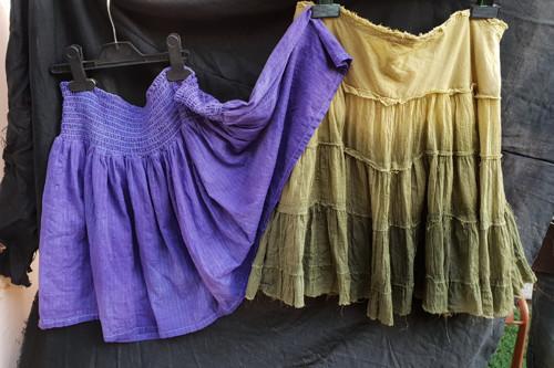 Veselé sukničky