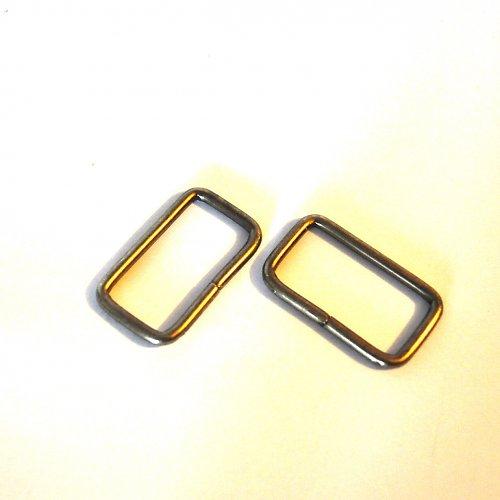 Galanterní vsuvka  40 mm - staromosaz
