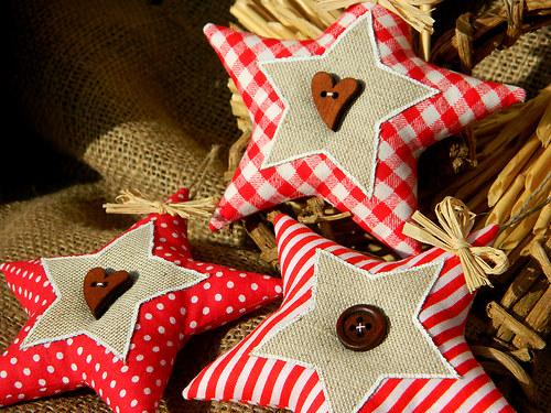 Staročeské Vánoce - hvězdičky