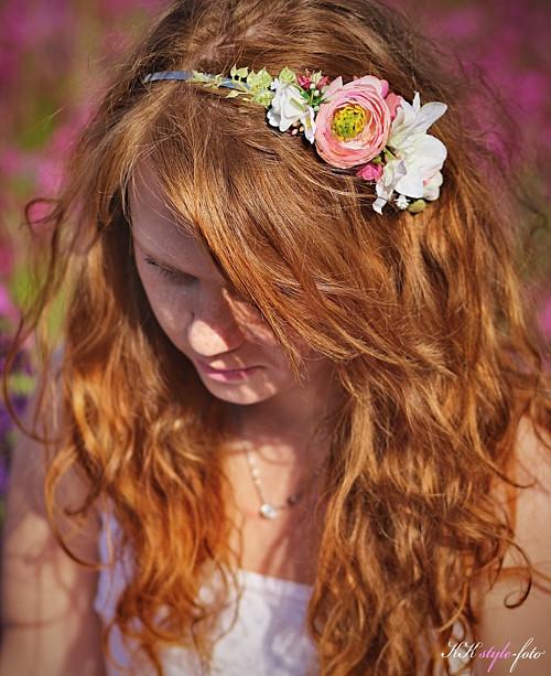 věnečky do vlasů   Fler Box uživatele Marllene  6505a627f4