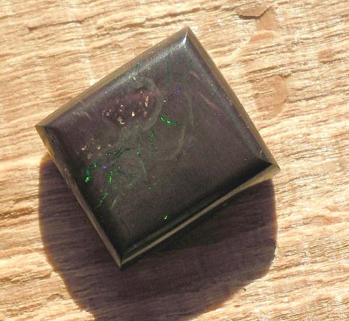 Kamenný opál - kabošon (7,7ct)