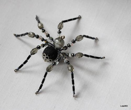 Pavouček pro arachnofobiky:-) lávový
