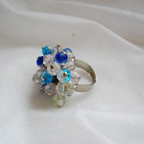 Praskačkoidní prstýnek