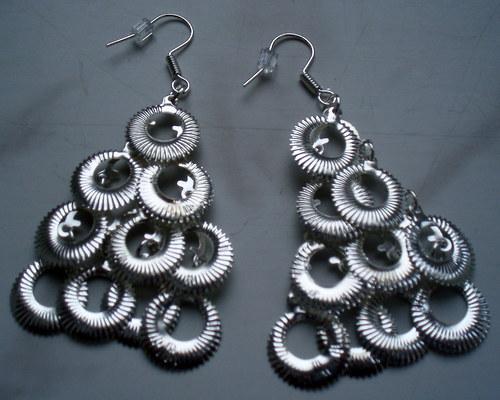 Stříbrné kroužky