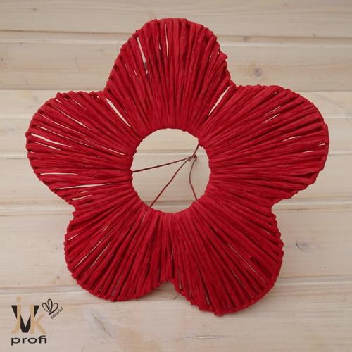 Kytice - červená 20 cm