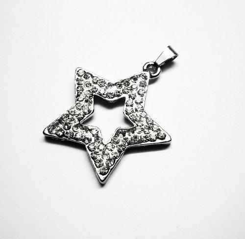 Přívěšek hvězda