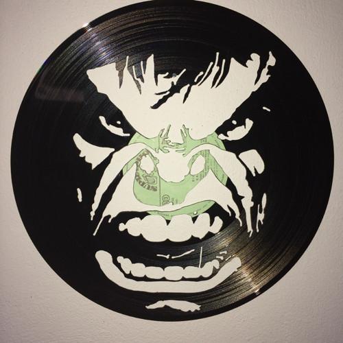 Hulk - Avangers na gramodesce