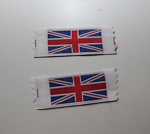 Nášivka vlajka
