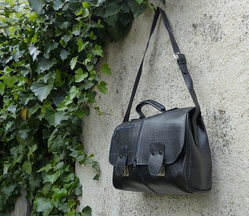 Variabilně... retro taška přes rameno