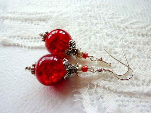 Romantické červené