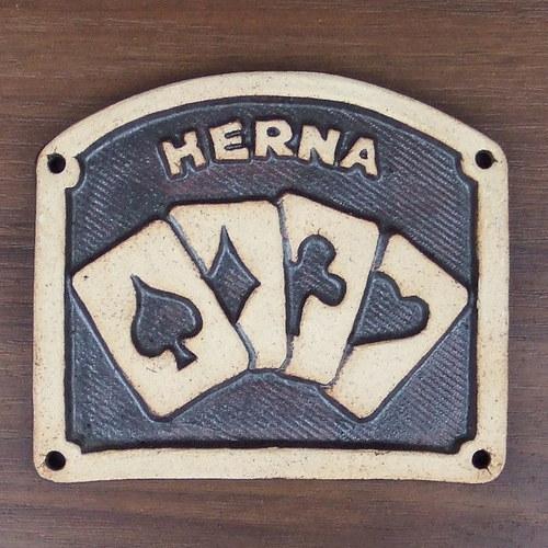 Kachlík č.46 - Herna
