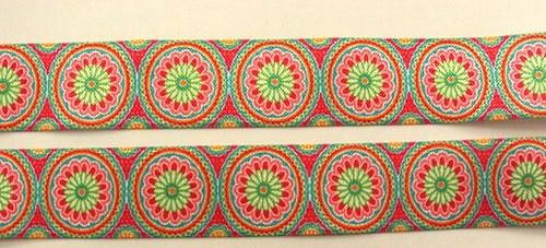 Pruženka/guma š. 25 mm: Ornamenty