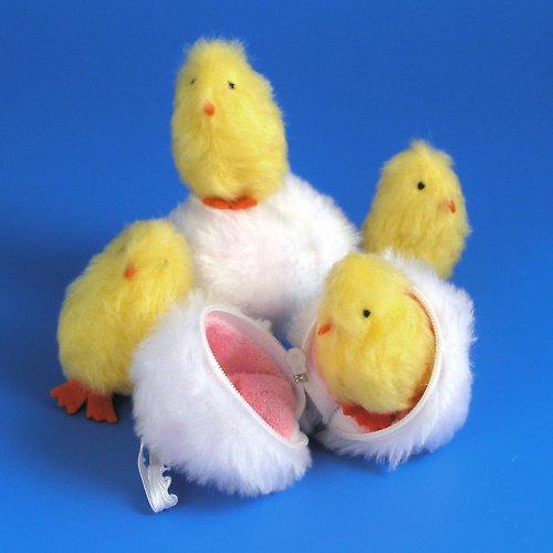 Vejce a kuře - autorská hračka
